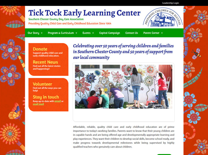 Tick Tock Early Learning Center
